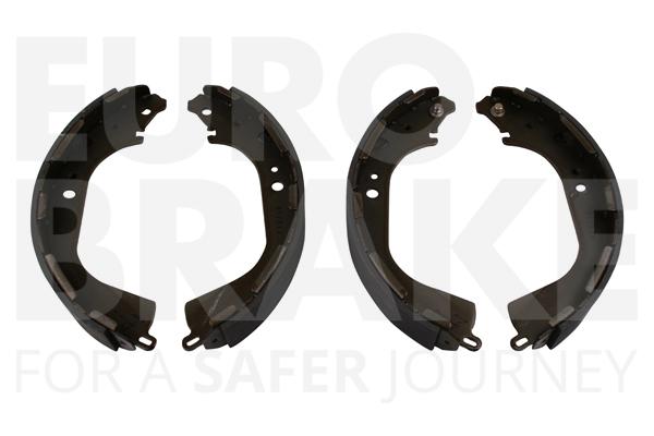 kit de frein arrière simple ou prémonté EUROBRAKE 58492722564 (X1)
