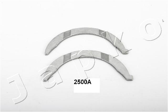 Cale de vilebrequin JAPKO 92500A (X1)