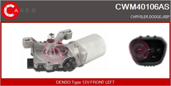 Moteur essuie glace CASCO CWM40106AS (X1)