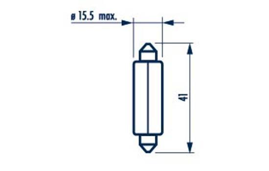Eclairage capot moteur (X1)