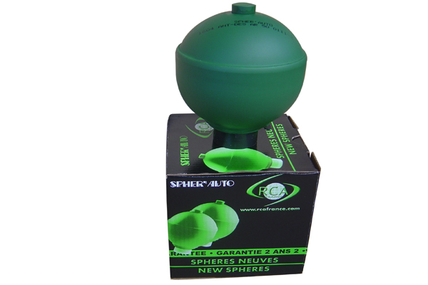 Spheres de suspension (X1)