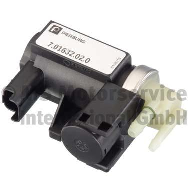 Capteur de pression, actionneur (papillon) (X1)