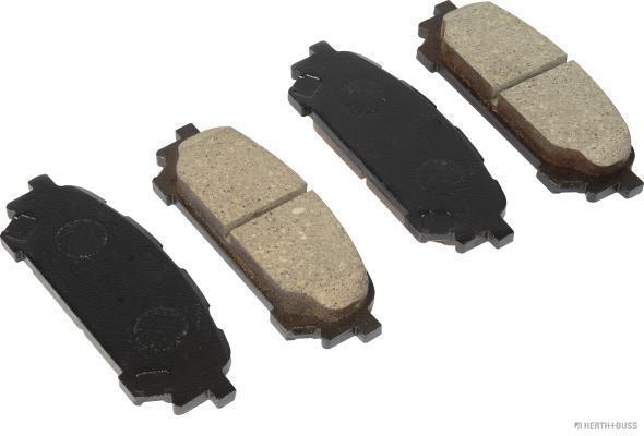 Plaquettes de frein arriere (X1)