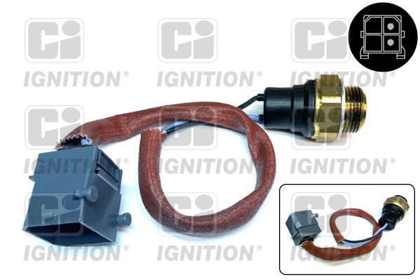 Interrupteur de temperature, ventilateur de radiateur QUINTON HAZELL XEFS303 (X1)