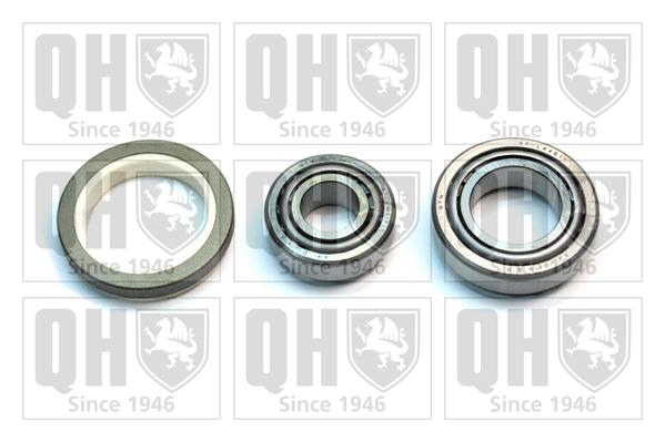 Roulement de roue QUINTON HAZELL QWB161C (X1)