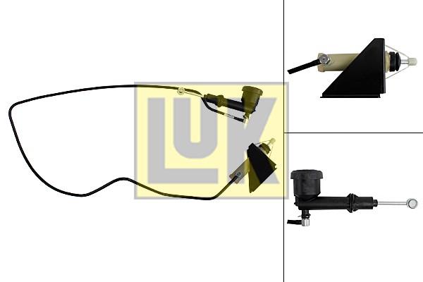 Kit de reparation recepteur d'embrayage (X1)