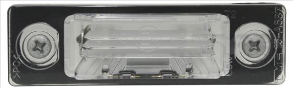 Eclairage de plaque (X1)