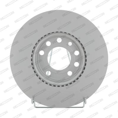 Disque de frein avant (Jeu de 2)