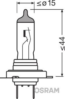 Ampoule, projecteur longue portée (Jeu de 10)