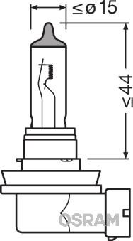 Ampoule, éclairage de virage (Jeu de 2)