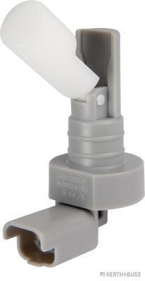 Capteur, niveau de l'eau de lavage (X1)