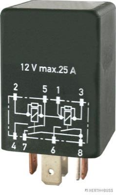 Relais de climatisation (X1)