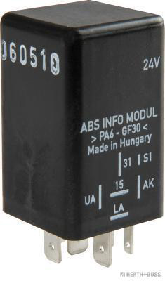 Relais, ABS (X1)