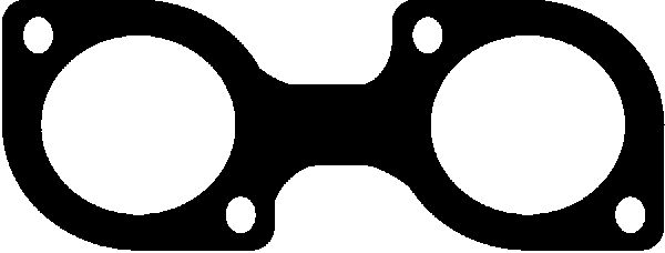 Joint de collecteur d'echappement (X1)