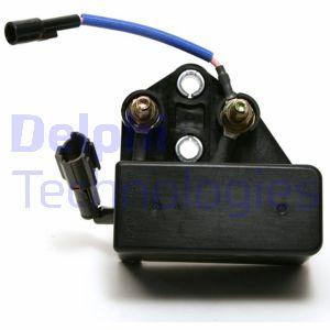 Contacteur de ventilateur de chauffage (X1)