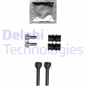 Jeu de douilles de guidage d'étrier de frein DELPHI KS1056 (X1)