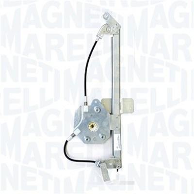 Mecanisme de leve vitre MAGNETI MARELLI 350103162700 (X1)