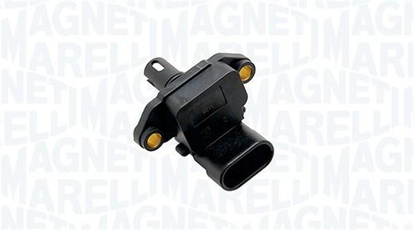 Capteur, pression du tuyau d'admission (X1)